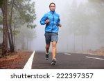 Healthy Running Runner Man...