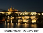 St. Vitus Cathedral And Charle...