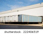 Warehouse And Loading Docks...