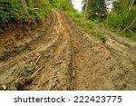 Extreme Off Road 4x4 Muddy Way...