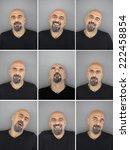 portraits   Shutterstock . vector #222458854