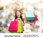 sale  gifts  holidays and... | Shutterstock . vector #222527071