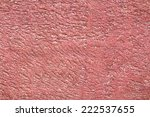 Texture Of Coral Pink Concrete...