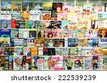 toronto  canada   may 07  2014  ... | Shutterstock . vector #222539239