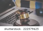 law legal concept photo of... | Shutterstock . vector #222579625