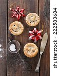 Christmas Fruit Mince Pies And...