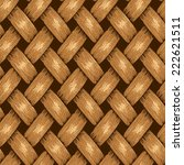Wicker Seamless Background ...