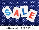hot sale | Shutterstock . vector #222644137