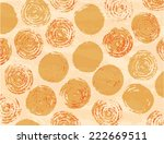 pattern with onions. vector...