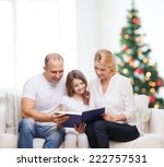 family  childhood  holidays and ... | Shutterstock . vector #222757531
