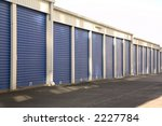 isolated storage rooms with... | Shutterstock . vector #2227784