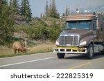 jasper  canada   august 15 ... | Shutterstock . vector #222825319