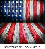 usa style background   empty...   Shutterstock . vector #222923935