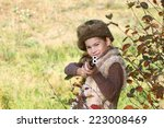 Постер, плакат: Young hunter Little