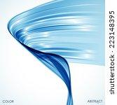 abstract smoke   Shutterstock .eps vector #223148395