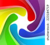 Colorful Rainbow Camera Shutte...