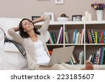 it's my time for relax     Shutterstock . vector #223185607