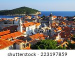 Panorama Of Dubrovnik From The...