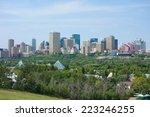 edmonton  canada   august 12 ... | Shutterstock . vector #223246255