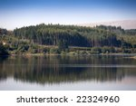 ������, ������: reservoir in the brecon