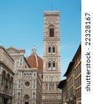 Tower of Santa Maria del Fiore church