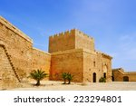 a view of the walls of the... | Shutterstock . vector #223294801