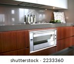 modern kitchen | Shutterstock . vector #2233360