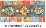 turtles | Shutterstock . vector #223355581