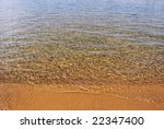 lake tahoe beach | Shutterstock . vector #22347400