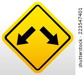 Warning Traffic Signs