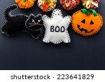 Handmade Halloween Decorations...