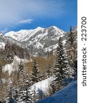 gore range  colorado | Shutterstock . vector #223700