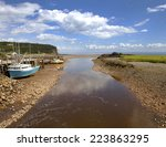 Low Tide At The Bay Of Fundy ...