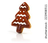 Chocolate Biscuit Gingerbread...