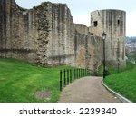 12th Century Castle At Barnard...