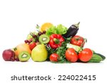 Fruits And Vegetables Diet...