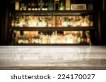 Background Of Bar With Free...