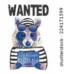 Постер, плакат: Wanted Vintage Western Poster
