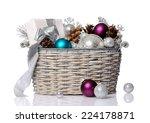 christmas decoration | Shutterstock . vector #224178871