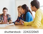 startup  education ... | Shutterstock . vector #224222065