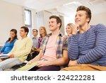 education  high school ...   Shutterstock . vector #224222281