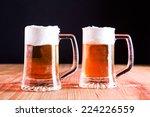 beer | Shutterstock . vector #224226559
