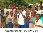 dr congo   nov 2nd   refugees... | Shutterstock . vector #22424914