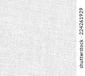 white natural linen texture... | Shutterstock . vector #224261929