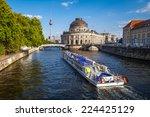 museum island  museumsinsel ... | Shutterstock . vector #224425129