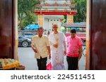 songkla thailand july 7   male...   Shutterstock . vector #224511451