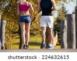 fitness  sport  friendship and... | Shutterstock . vector #224632615