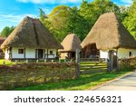 The Old Peasant Houses Astra...