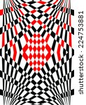 Geometric Vector Print Pattern...