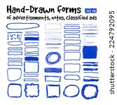 Hand Drawn Forms To Highlight...